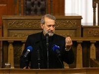 لاریجانی: ایران از میانجیگری در مسئله یمن استقبال میکند