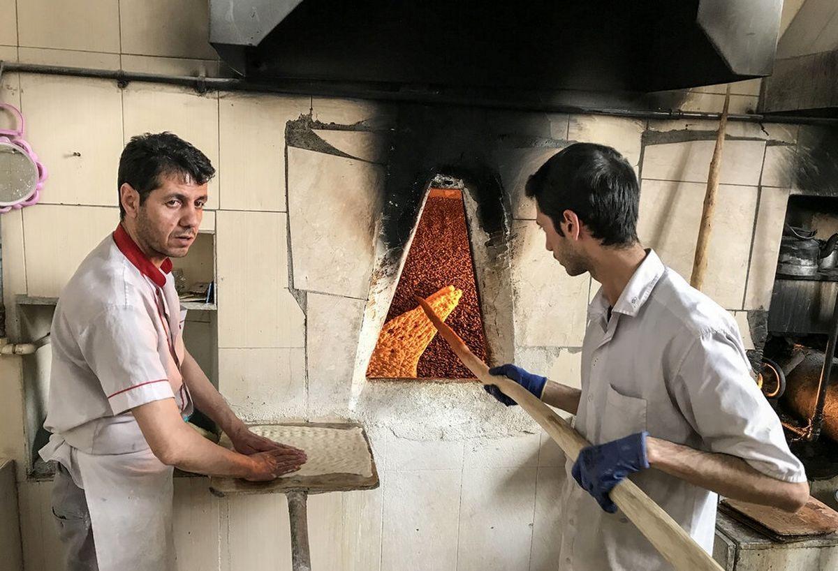 فعالیت ۹۶ درصد نانوایان با دست آلوده!