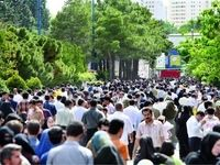 افزایش تراکم جمعیت تهدیدی جدید برای تهران