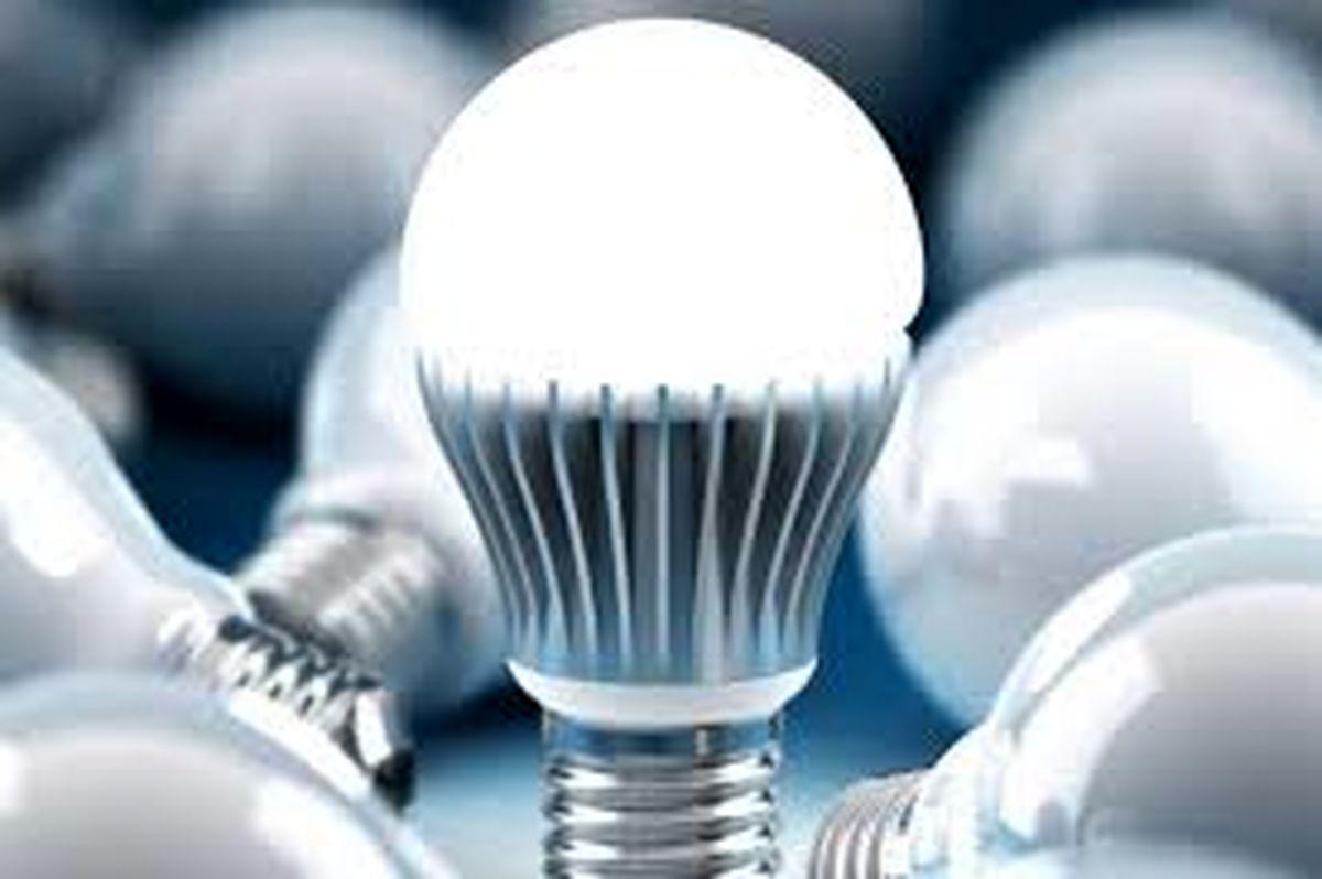 ساخت لامپ LED با قابلیت انعطاف! +عکس