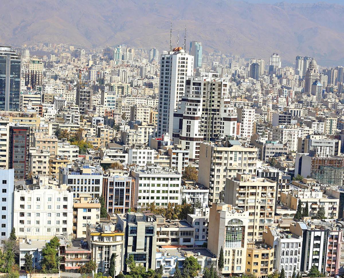 جدیدترین قیمت رهن پیشنهادی مسکن در تهران