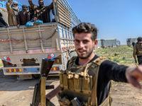 تکذیب ورود داعشیها از شمال سوریه به عراق