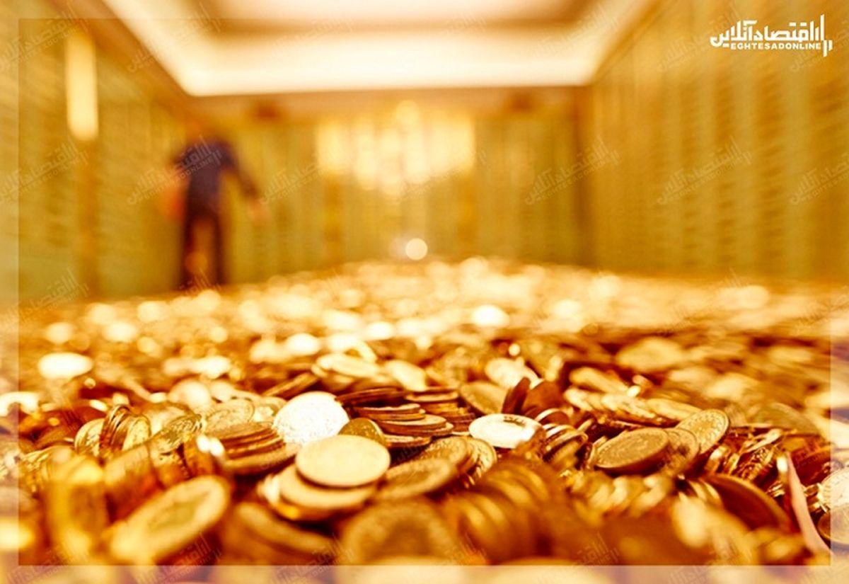 دلیل کاهش قیمت سکه و طلا چیست؟