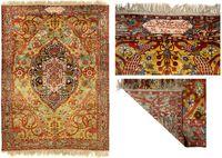 فروش ۲.۸میلیارد تومانی فرش قاجاری در لندن