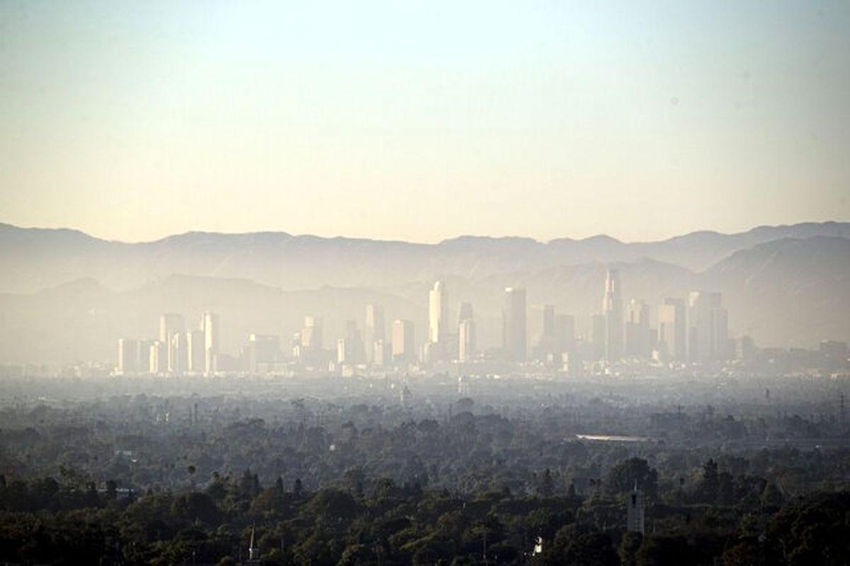 آلودگی هوا و کم بارشی، پدیده غالب هوای ایران تا آخر بهمن