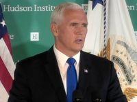 واکنش «پنس» به اظهارات سفیر آمریکا در اتحادیهاروپا علیه ترامپ