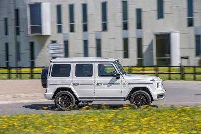 پایگاه خبری آرمان اقتصادی 2019-Mercedes-AMG-G63-09 مرسدس بنز، از جدیدترین شاسی بلند سری G رونمایی کرد +تصاویر