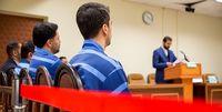 صف مدعیان خدمت به نظام در دادگاه