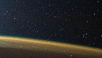 آسمان اقیانوس هند از منظر فضا +تصاویر