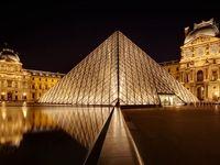 کرونا موزه لوور را تعطیل کرد