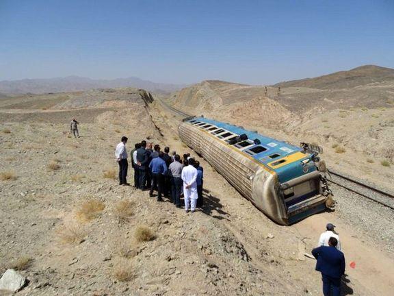 توضیحات اورژانس درمورد مفقودی قطار زاهدان-تهران