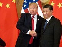 ترامپ: توافق تجاری بزرگ با چین بسیار نزدیک است