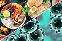 به بیمار کرونایی چه غذاهایی بدهیم؟