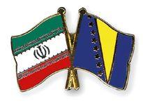 آمادگی تهران برای تقویت روابط با سارایوو