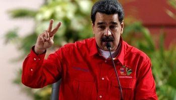 مادورو: ونزوئلا آماده مبارزه با آمریکا است