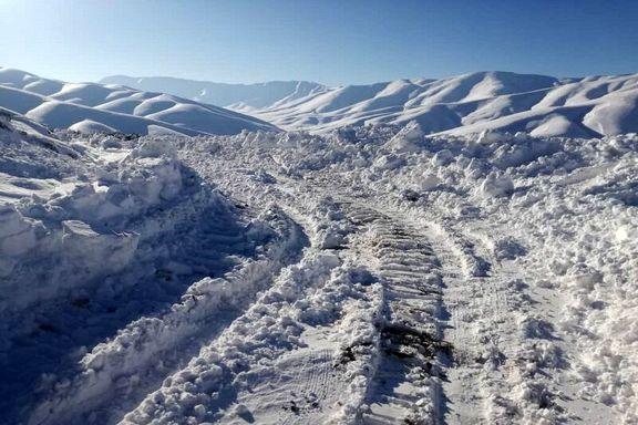 بارش سنگین برف در شمال غرب و غرب کشور از امشب