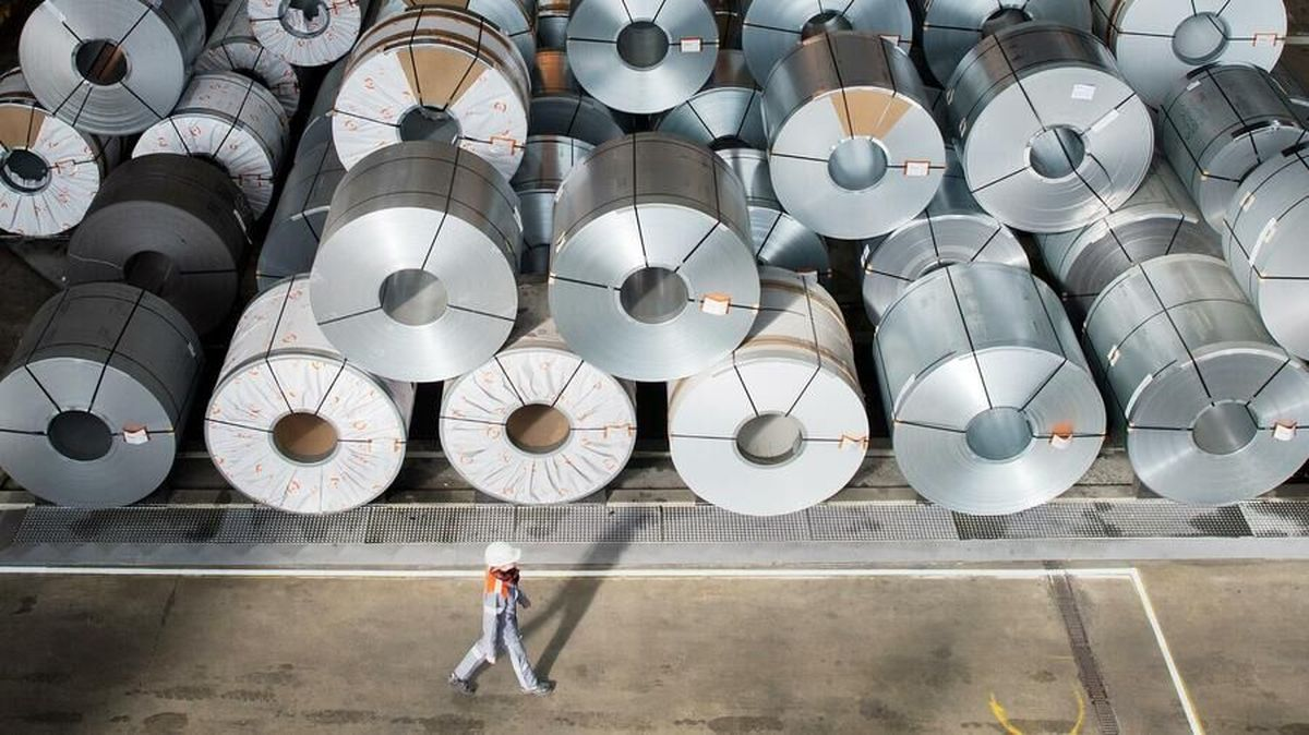 کاهش شاغلان بخش صنعت آلمان