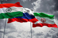 نشست سه جانبه ایران، روسیه و هند برگزار شد