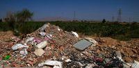 مرگ خاموش محیط زیست +تصاویر