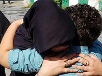 پسر ۹ساله پس از ۷سال به آغوش مادر بازگشت +عکس