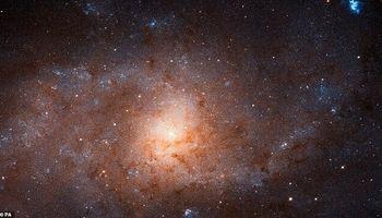 کهکشانی که ۴۰میلیارد ستاره دارد +تصاویر