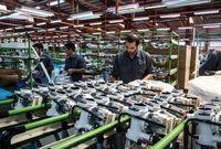 شاخص تولید صنعتی در تیرماه ۲.۵ درصد رشد داشت
