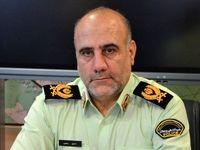 ۱۴۰سارق و زورگیر حرفهای در تهران دستگیر شدند
