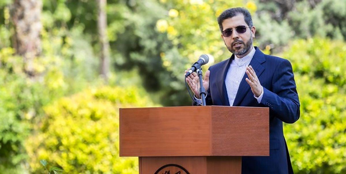 سفر گروسی در چارچوب مراودات فنی معمول انجام می شود / برخی کشورها تلاش کردند موضوعات بین ایران و آژانس را سیاسی کنند
