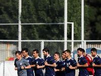 اولین تمرین تیم ملی فوتبال با حضور «مارک ویلموتس» +تصاویر