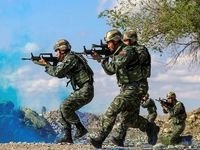 نیروهای ویژه ارتش چین +تصاویر