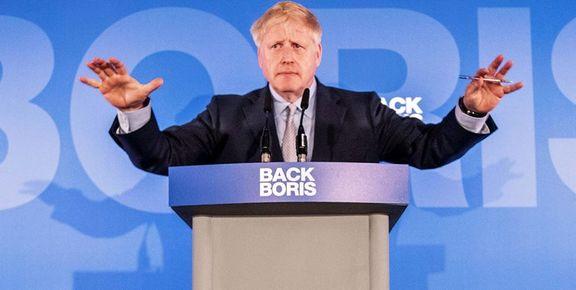 جانسون برنده دور اول رأیگیری انتخاب نخستوزیری انگلیس