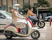 شرط صدور گواهینامه موتورسیکلت برای زنان