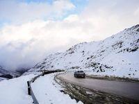 توصیههای پلیس برای رانندگی در شرایط زمستانی