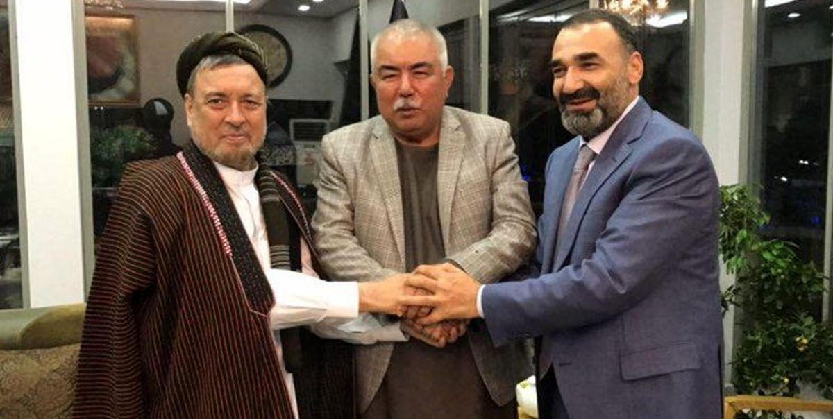 برخی رهبران افغان برای مذاکره با طالبان جبهه جدید تشکیل می دهند