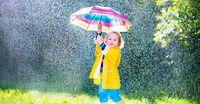 بارانهای بهاری مکانی امن برای صمیمیت بیشتر