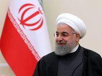روحانی: توطئه دشمنان در بهزانو درآوردن ما ناموفق بوده است +فیلم