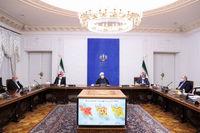 روحانی: بیشتر مناطق زرد شدهاند