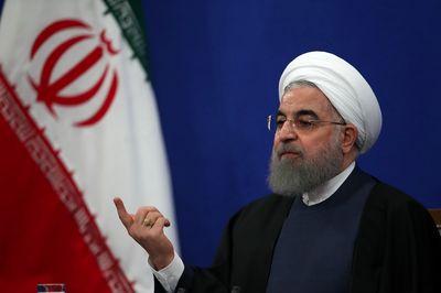 توییت روحانی در حمایت از برگزاری مناظره ها به صورت زنده +عکس