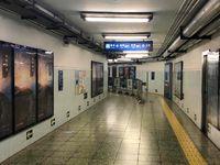 تصاویری از متروی پکن در ساعات پیک کاری بعد از شیوع کرونا