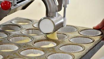 تولید مکانیزه کیک و کلوچه +فیلم