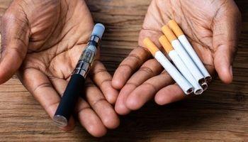 سرطان ریه در پی دود سیگار الکترونیکی