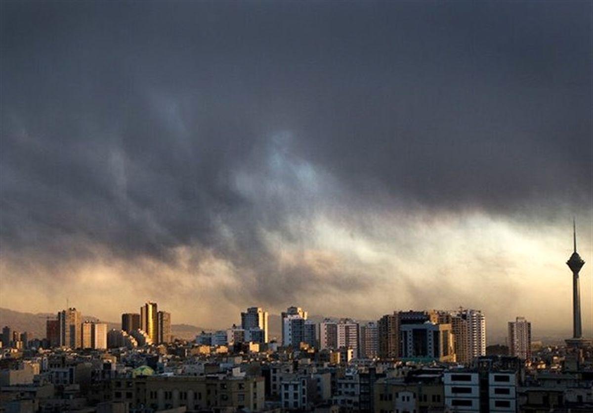 تغییر محدوده جغرافیایی تورم ملکی در تهران