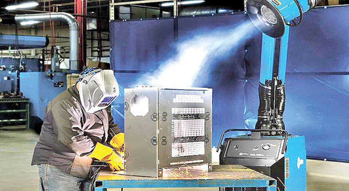 کاهش فعالیتهای صنعتی در میانه تابستان