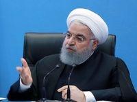 روحانی: در مدیریت بحران، حفظ سلامتی مردم مهمترین اصل است/ میزان آب و وضعیت سدها با دقت و حساسیت بیشتری مدیریت شوند