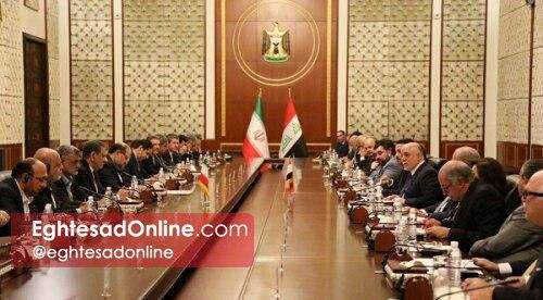 استقبال رسمی نخست وزیر عراق از جهانگیری