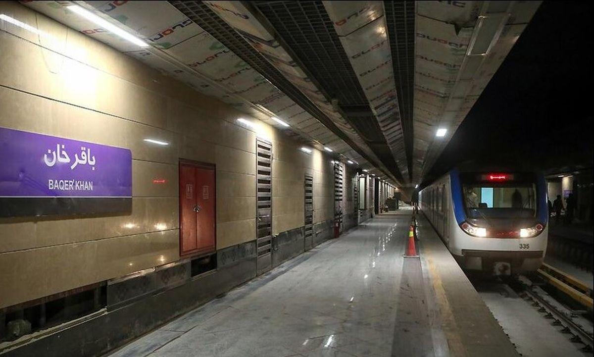 ۳۰ میلیارد تومان؛ قیمت هر واگن قطار مترو