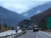 ترافیک در ورودی تهران