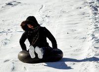 جشنواره برف بازی در خلخال +تصاویر