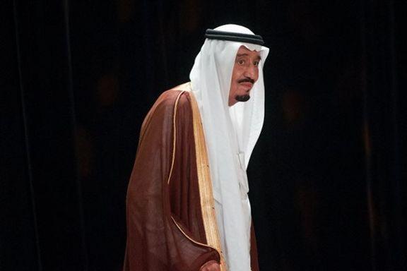 شاه سعودی به بیمارستان منتقل شده است
