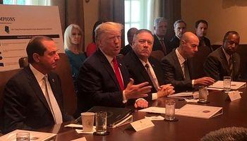 ترامپ: اسرائیل و اردن از من خواستهاند تعدادی نیرو در سوریه نگه دارم
